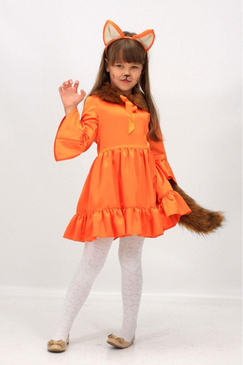 Lapes kostiumas mergaitei