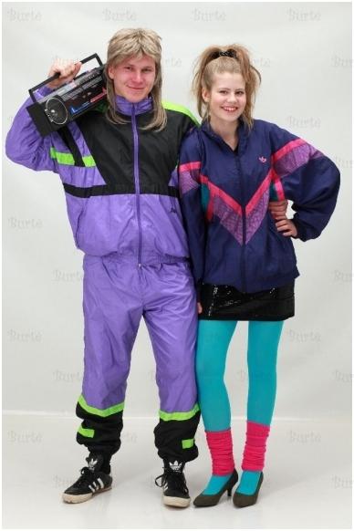 90-ųjų kostiumai