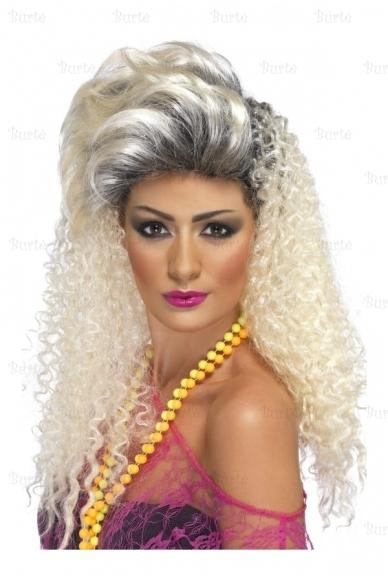 80-ųjų stiliaus perukas