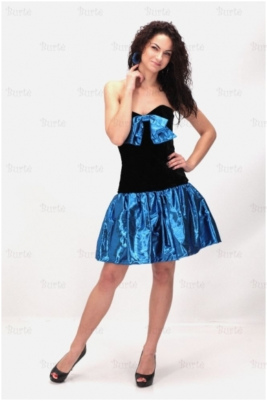 80-ųjų stiliaus Disko kostiumas