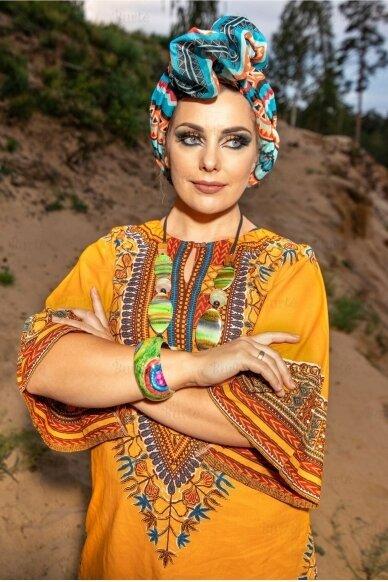 Afrikiečių kostiumai 2