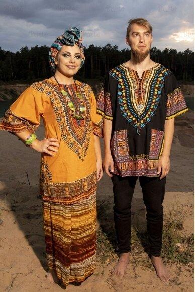 Afrikiečių kostiumai