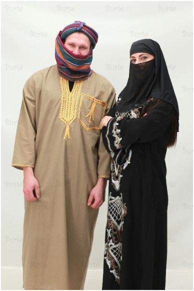 Arabo kostiumas 2