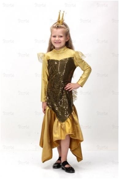 Auksinės žuvelės kostiumas
