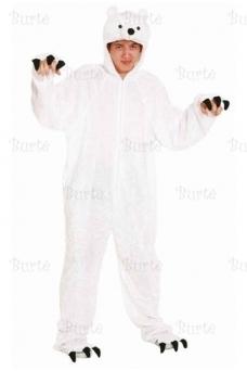 Baltojo lokio kostiumas