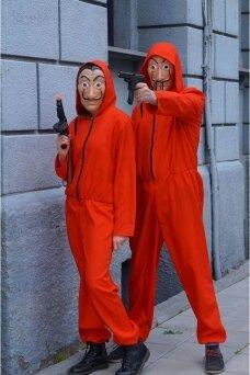 Banko plėšikų kostiumai