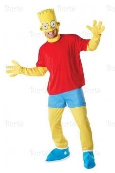 Barto Simpsono kostiumas