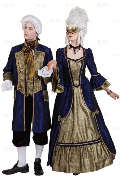 Baroko kostiumai