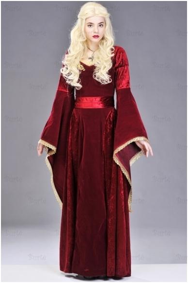 Viduramžių kostiumas