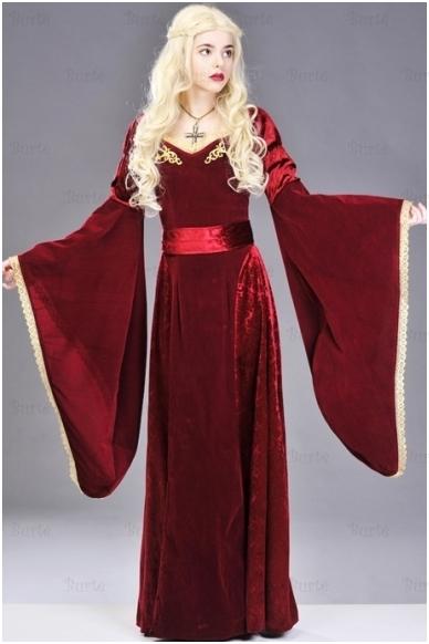 Viduramžių kostiumas 2