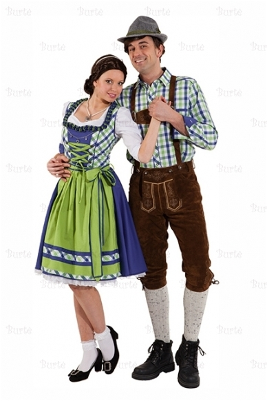 Bavarų kostiumai