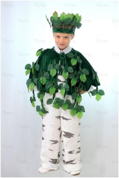 Beržo kostiumas
