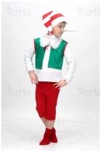 Buratino kostiumas