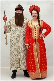 Caro ir carienės kostiumai
