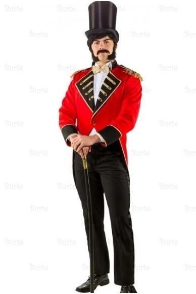 Cirko direktoriaus kostiumas