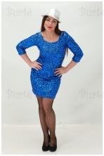 Disko suknelė