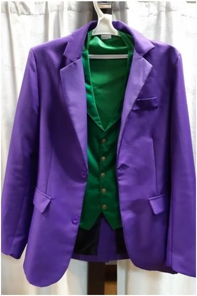 Džokerio kostiumas 2