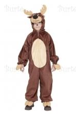 Elnio - briedžio kostiumas