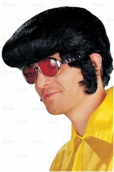 Elvio Preslio perukas