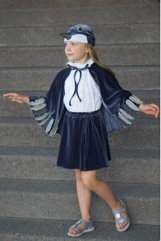 Paukštelio kostiumas