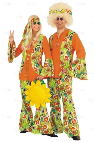 Gėlių vaikų kostiumas