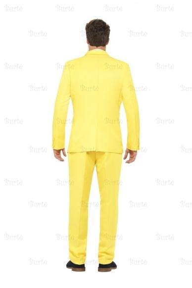Geltonas kostiumas 2