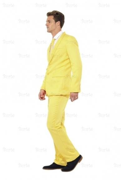 Geltonas kostiumas 3