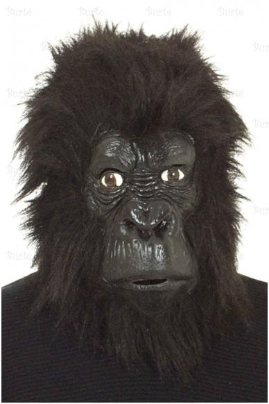Gorilos kaukė