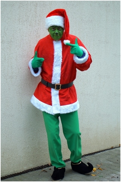 Grinčo kostiumas 3