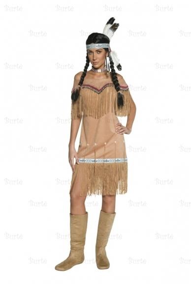 Indėnės kostiumas 2