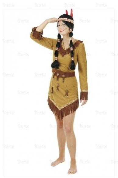 Indėnų kostiumai 2