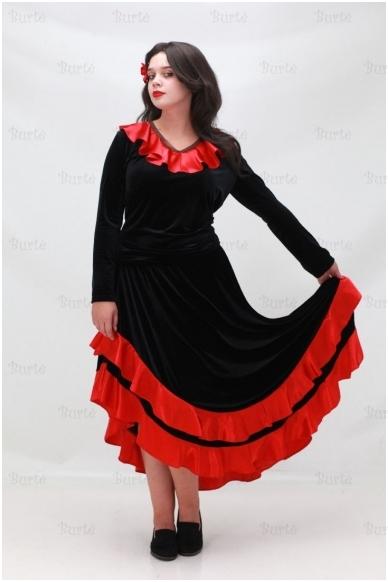 Ispanės kostiumas