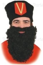 Juoda barzda