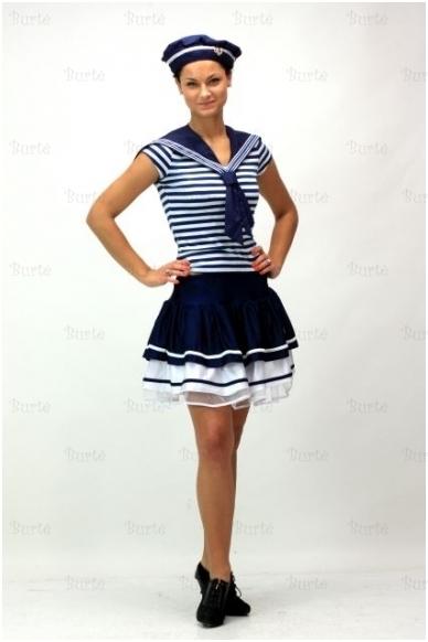 Jūreivės kostiumas