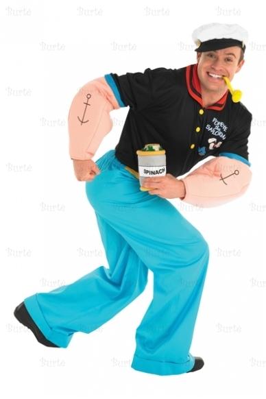 Jūreivio Papajaus kostiumas