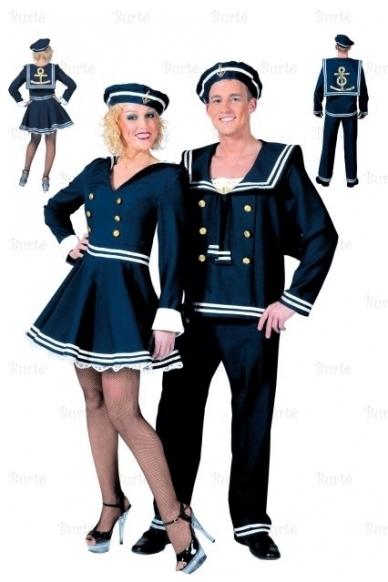 Jūreivių kostiumai