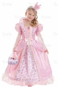 Karalaitės (princesės) kostiumas