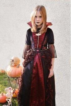 Karališkas vampyrės kostiumas