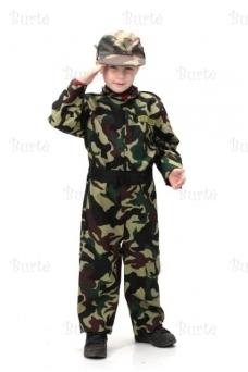 Kareivio kostiumas