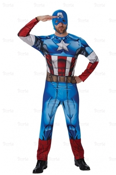 Kapitono Amerika kostiumas