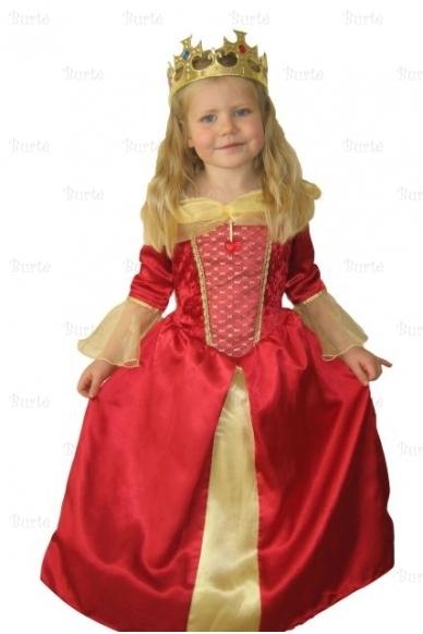 Karalaitės kostiumas