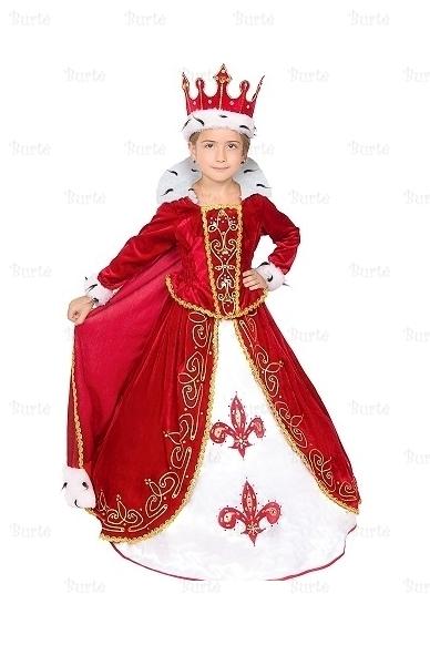 Karalienės kostiumas