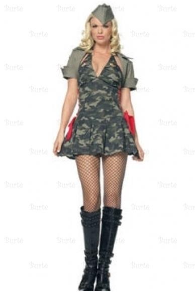 Kareivės kostiumas