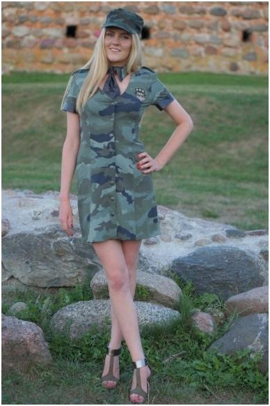 Kareivės kostiumas 3