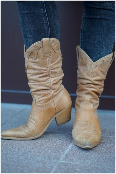 Kaubojės batai 2
