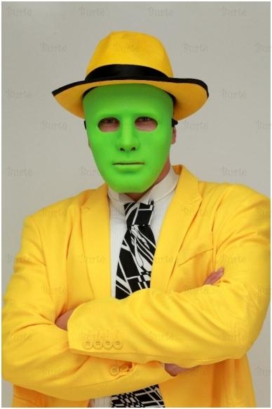 Kaukės kostiumas 2