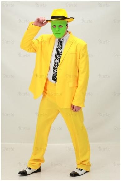 Kaukės kostiumas