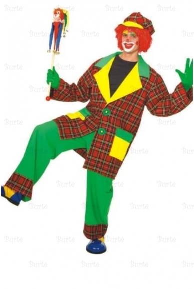 Klouno kostiumas
