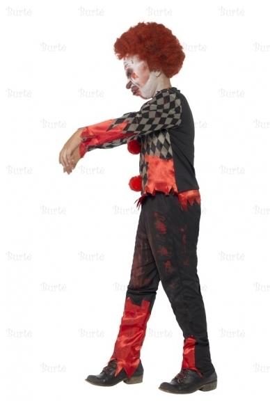Klouno-zombio kostiumas 2