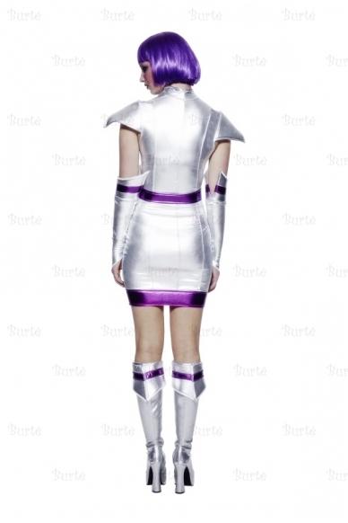 Kosmoso mergaitės kostiumas 3